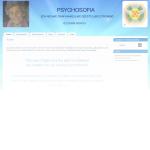 Website Psychosofia